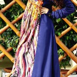 Zahra Ahmad Casual Wear Dresses Collection 2013 For Summer 002