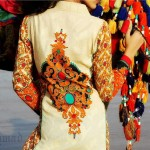 Zahra Ahmad Casual Wear Dresses Collection 2013 For Summer 003