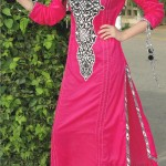 Zahra Ahmad Casual Wear Dresses Collection 2013 For Summer 005