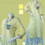 Zahra Ahmad Casual Wear Dresses Collection 2013 For Summer 006