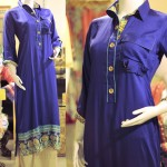 Zahra Ahmad Casual Wear Dresses Collection 2013 For Summer 007