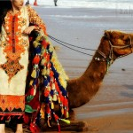 Zahra Ahmad Casual Wear Dresses Collection 2013 For Summer 008