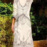 Zahra Ahmad Casual Wear Dresses Collection 2013 For Summer 009
