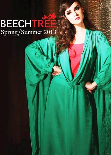 Latest Beech Tree Spring Summer Collection 2013 For Women