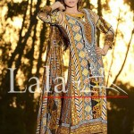 Blossom Eid Dresses Collection 2013 By Lala 001