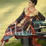 Blossom Eid Dresses Collection 2013 By Lala 003
