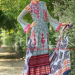 Blossom Eid Dresses Collection 2013 By Lala 004