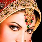 Bridal Make up Looks Beautiful Pakistani Bridal Face Make up (1)