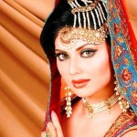 Bridal Make up Looks Beautiful Pakistani Bridal Face Make up (3)