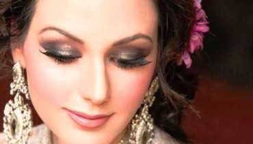 Beautiful Pakistani Make up Bridal Looks: Bridal Face