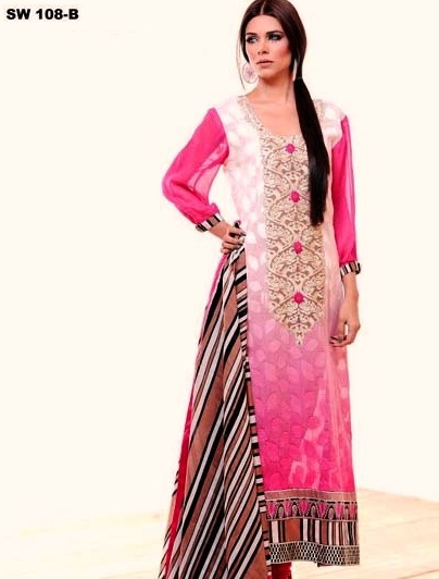 Charizma Collection Eid Range 2013 For Women