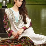 Feminine Limited Eid Collection 2013 by Shariq Textiles For Women 002