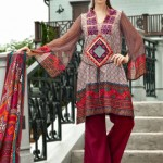 Feminine Limited Eid Collection 2013 by Shariq Textiles For Women 004
