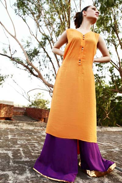 Ferozeh Monsoon Wear Collection 2013 For Women 003