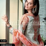 Gul Ahmed Bold & Bright Eid Collection 2013 For Women 004