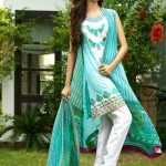 Kalyan Limited Eid Collection 2013 By Z.S Textile For Women 003