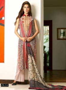 Kalyan Limited Eid Collection 2013 By Z.S Textile For Women 005