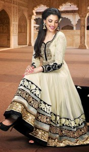 Kaneesha Stylish Party Wear Dresses 2013 For Girls 003