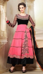 Kaneesha Stylish Party Wear Dresses 2013 For Girls 004