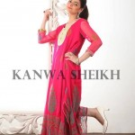 Kanwal Sheikh Eid Collection Latest 2013 For Women 002