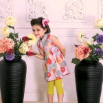 Latest Eid Collection 2013 For Kids By Outfitter Junior 004