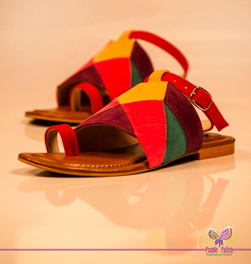 Latest Eid Shoes Collection 2013 For Women By Purple Patch ...