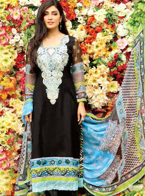 Mahnoor by Al-Zohaib Textile Collection 2013 002