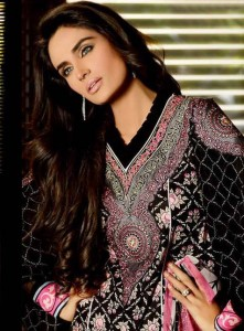 Mehdi Prints Royal Eid Dresses Collection 2013 001