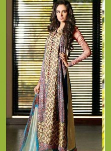 Mehdi Prints Royal Eid Dresses Collection 2013 003