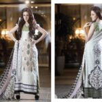 Minahil Eid Collection Summer Dress 2013 For Women 001