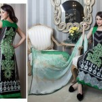 Minahil Eid Collection Summer Dress 2013 For Women 002