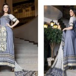 Minahil Eid Collection Summer Dress 2013 For Women 003