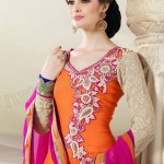 New Anarkali Frock Eid Collection 2013 For Women Natasha Couture 004