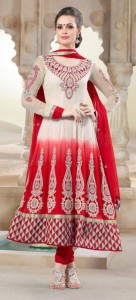 New Anarkali Frock Eid Collection 2013 For Women Natasha Couture 006