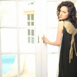 Nida Azwer Party Wear Eid Collection 2013 For Girls 002