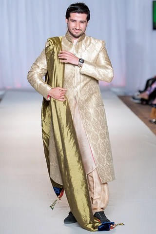 Noman Rana London Fashion Week Bridal wear Outfits 2013