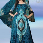 Printed Lawn Collection 2013 by Dawood Textile For Women 002