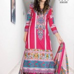 Printed Lawn Collection 2013 by Dawood Textile For Women 003