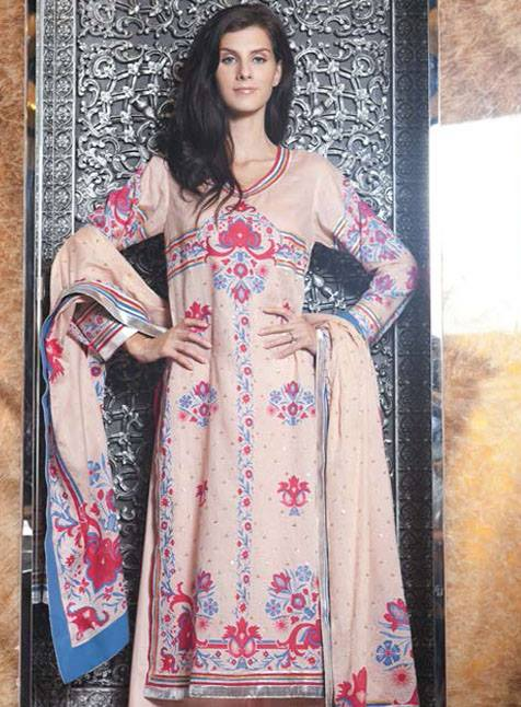 Rizwan BEYG Limited Edition Collection 2013 For Women by Al Zohaib 001