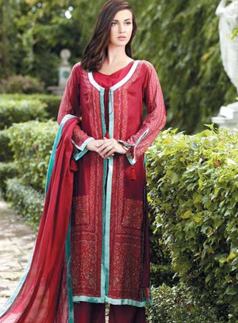 Rizwan BEYG Limited Edition Collection 2013 For Women by Al Zohaib 002