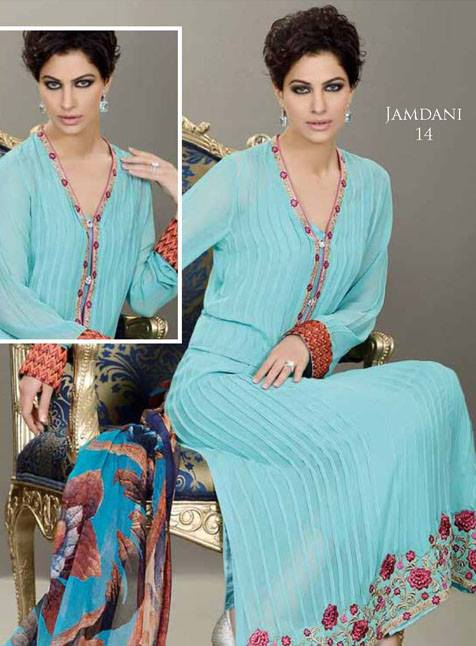 Sobia Nazir Eid Dresses Collection 2013 001