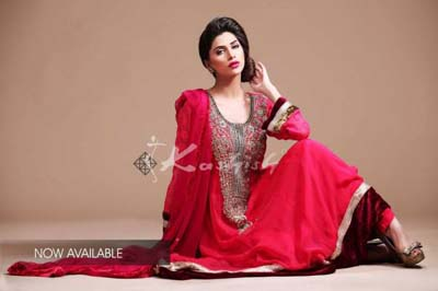 Stylish Eid Collection For Women by Kashish 01