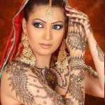 Stylsih Eid Mehndi Design 2013 For Girls 007