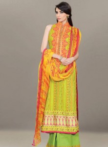 Umar Sayeed Festival Collection 2013 For Women By Al Karam 004