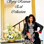 Vibgyor By Syra eid dress colletcion 2013 02