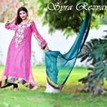 Vibgyor By Syra eid dress colletcion 2013 05