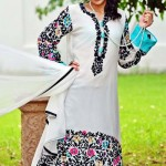 Vibgyor By Syra eid dress colletcion 2013 06