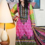 Zam Zam Chiffon Lawn 2013 For Women by Dawood Textiles 003