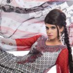 Zam Zam Chiffon Lawn Collection 2013 by Dawood Textiles 001