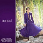 Abraaj Party Wear Dresses Collection 2013 For Women 004